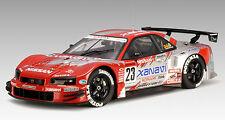 NISSAN SKYLINE GT-R (R34) JGTC 2003 RD 8 SUZUKA XANAVI #23 1/18 AUTOART 80377