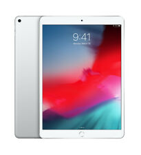 Tablet Apple iPad Air (2019) color plata (silver) banda WiFi 64 GB de memoria
