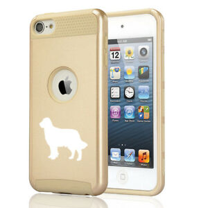 For Apple iPod Touch 5th 6th Shockproof Hard Case Cover Golden Retriever