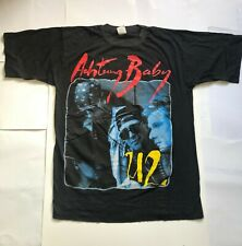 U2 Achtung Baby Zoo Tv Europe Tour T-Shirt Size Xl- new condition