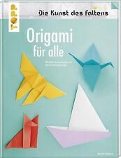 Deutsche Taschenbuch Bücher über Basteln & Dekoration mit Origami
