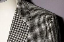 BROOKS BROTHERS 100% Camelhair 2 Button Blazer-Men 44 L-Houndstooth
