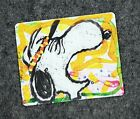 Snoopy Tennis Star Mouse Pad Tom Everhart