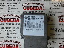 Centralina comando airbag Skoda Fabia (00-06) 1C0909601A / 5WK43123