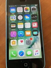 Apple iPhone 5c - 16GB - Blue (AT&T) A1532 (GSM)