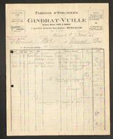 "BESANCON (25) USINE D' HORLOGERIE ""FAVRE & GINDRAT / GINDRAT & VUILLE"" en 1925"