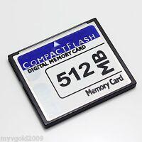 New 512MB CompactFlash CF Card,  CF Memory Card new 512MB OEM