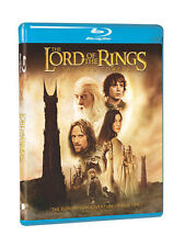 The Lord of the Rings: The Two Towers (Blu-ray/DVD, 2010, 2-Disc Set) BRAND NEW