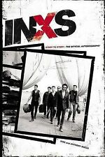 INXS: Story to Story: The Official Autobiography by Anthony Bozza (Hardback, 200