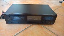 Onkyo TA-2130 Kassetten-Spieler, schwarz, Stereo Cassette Tape Deck, Vintage