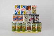 Vintage Beer Cans - Billy, Barkers, Schells, Unopened