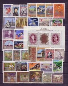 AUSTRIA MNH 1991 Año completo *** 33 Sellos Nuevos + 1 Hoja Bloque