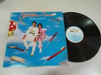 """Enrique y Ana Grandes y Pequeños 1983 Hispavox - LP Vinilo 12"""" VG/VG"""