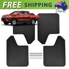 Mudflaps Mud Flaps Splash Guards For Toyota Hilux Ford Ranger Mitsubishi Triton