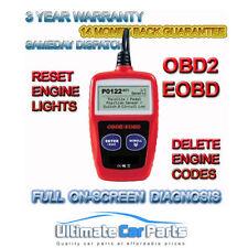 Lecteurs code et scanners OBD pour le diagnostique de véhicule OBD