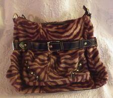 "Leopard Print Women's Purse Handbag 10"" x 14"""