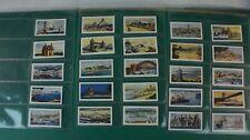 25 Sammelbilder Zigarettenbilder Cards Ports and Resorts Ewbanks Ltd. B-11292