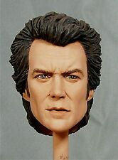 1:6 Custom Head Clint Eastwood as Dirty Harry