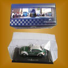 Sammlung Kult Modellauto Police Cars Polizei BRD Volkswagen 1200 VW Käfer