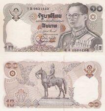 P87     Thailand   10 Bath  1980   Signum 59  RAR..   UNC