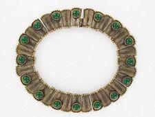 Fantastic Egyptian Revival Collar Necklace (NK1707)