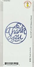 Cheery / Lynn/ Metal / Cutting Die / B781 /Thank You Circle Text