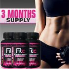 Fit C Advance: BURN The BELLY FAT on 100 Natural Way 3 Month Supply 20 OFF