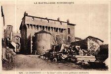 """CPA  La Chaise-Dieu - """"La Cloze"""" vieille maison gothique á machicoutis  (585244)"""