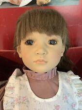 "Annette Himstedt Neblina Doll 26"" Puppen Kinder Faces #2726 In Box 1991/92"
