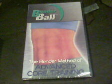 Bender Ball The Bender Method of Advanced Core Training dvd sealed s29b