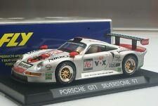 M / B FLY CAR PORSCHE 911 GT1 SILVERSTON eref A33 RARA