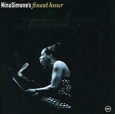 Nina Simone - Nina Simone's Finest Hour [New CD]