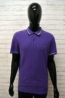 Polo Uomo LOTTO Taglia Size XL Maglietta Camicia Shirt Man Maglia Cotone Casual