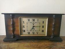 Antiguo Art Deco Lorus Despertador movimiento Muy raro.
