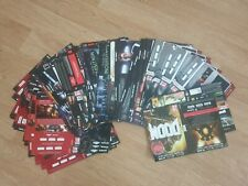 Over 130x Video Game Promo Sleeves,All £3.99 Each With Free Postage, PC/Xbox/PS3
