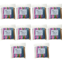 10 Packs Dental Orthodontic Ligature Ties Mixed Colorful 1014pcs/pack AZDENT
