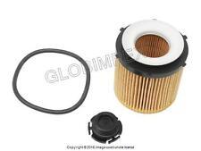 BMW 328i 528i ActiveHybrid 5 Z4 (2012) Oil Filter Kit MANN OEM