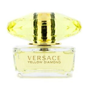 Versace Yellow Diamond EDT Spray 50ml Women's Perfume