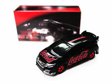 Tomica Custom Honda Civic FK2 Cola Car Transform color Black Racing Plastic