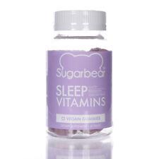 SugarBearHair Sleep Vitamins Vegan Gummies 60 Pieces 1 Month Supply