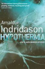 Hypothermia-Arnaldur Indridason, Victoria Cribb
