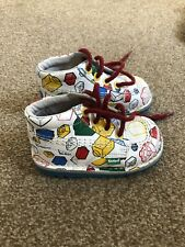 Limited Edition LEGO Kickers Toddler Size 7