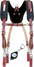 Occidental Leather 5055 Stronghold Suspension System with a Keychain Light