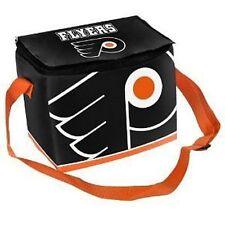 Philadelphia Flyers Insulated soft side Lunch Bag Cooler New NHL - BIg Logo