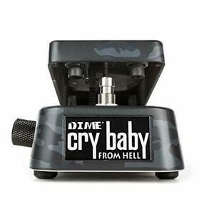 New Jim Dunlop Db01B Dime Crybaby From Hell Wah Pedal