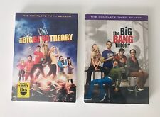 The Big Bang Theory Complete Series For Seasons 3 & 5 ✨Brand New & Sealed ✨