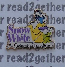 Disney Pin Dlr Snow White An Enchanting New Musical