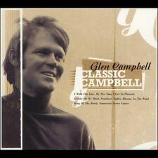 Classic Campbell by Glen Campbell (CD, Jul-2006, EMI)