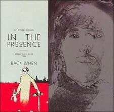 BACK WHEN In The Presence CD NEW SEALED $1.00 Cult Of Luna Eyes Of Verotika Exam