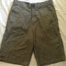 BILLABONG MEN'S SHORTS CASUAL SKATEBOARDING GRAY SIZE 30